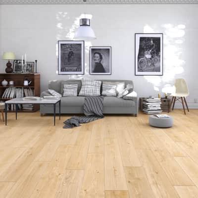 Pavimento SPC flottante clic+ Gilmour Sp 4.6 mm beige
