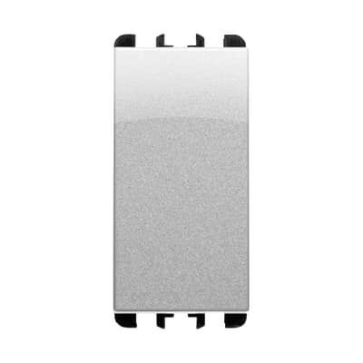 Deviatore SIMON URMET Nea 10 A alluminio