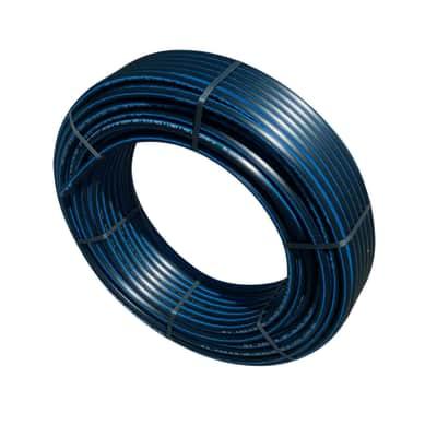 Tubo polietilene in rotolo L 10 m Ø 20 mm