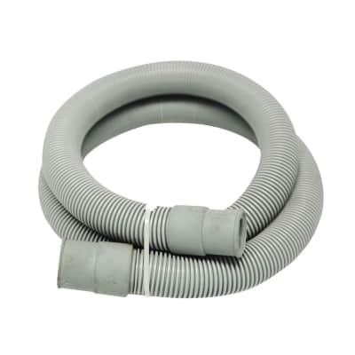 Flessibile di scarico per lavatrice corrugato 200 cm