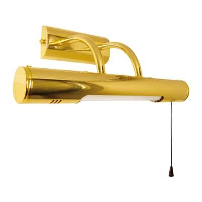 Applique Faser oro, in acciaio, R7S MAX80W IP23