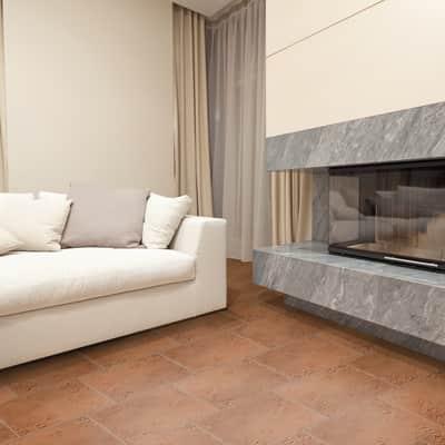 Piastrella Abbazie Terracotta 33 x 50 cm sp. 9.5 mm PEI 3/5 marrone