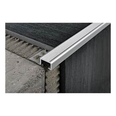 Profilo Probrastep alluminio 3 x 270 cm