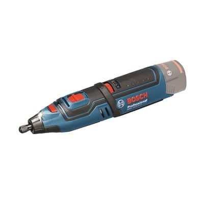 Mini utensile rotativo a batteria BOSCH PROFESSIONAL GRO12V-35 , 12 V , 2 Ah 35000 giri/min