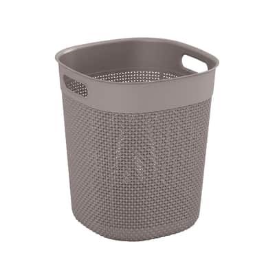 Cesta Filo Bucket L 28 x P 28 x H 32 cm grigio