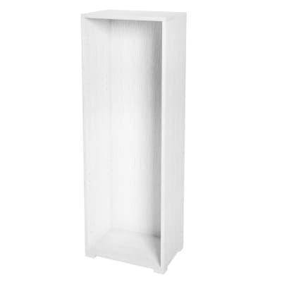 Struttura Spaceo L 45 x H 128 x P 30 cm bianco