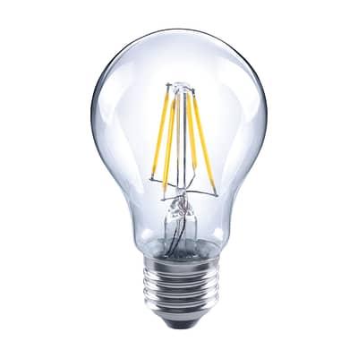 Lampadina Filamento LED E27 standard bianco naturale 6W = 806LM (equiv 60W) 360° LEXMAN