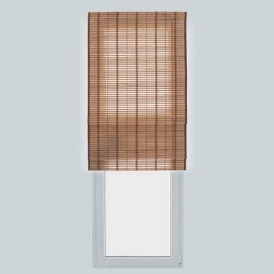 Tenda a pacchetto Saigon legno naturale 150x250 cm