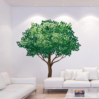 Sticker Wall tree 9x106 cm