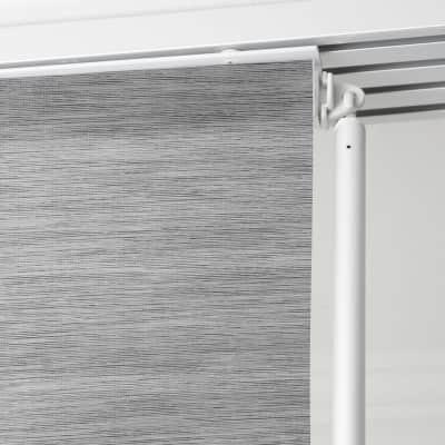 Pannello giapponese INSPIRE resinato Juno grigio 60x300 cm