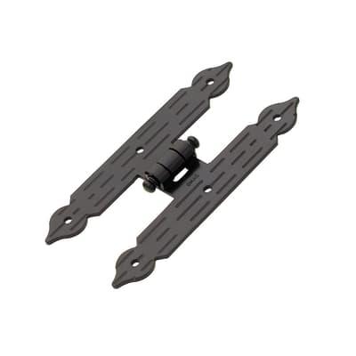 Bandella in acciaio verniciato L 30 x H 30 mm