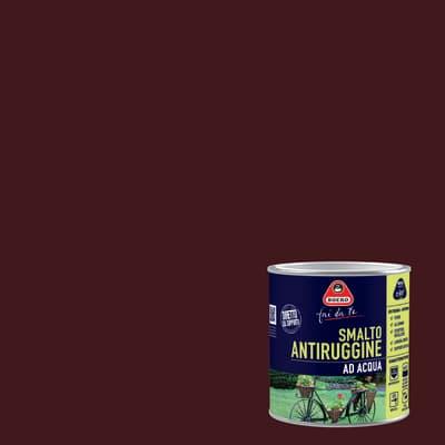 Smalto antiruggine BOERO FAI DA TE castagna 0.5 L