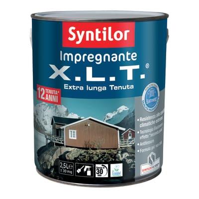 Impregnante a base acqua SYNTILOR XLT incolore 2.5 L