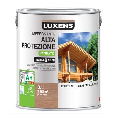 Impregnante a base acqua LUXENS Alta Protezione bianco 5 L