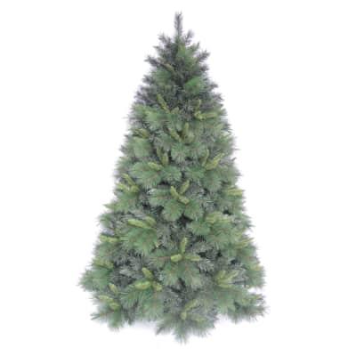 Albero di natale artificiale Marmolada verde H 150 cm,