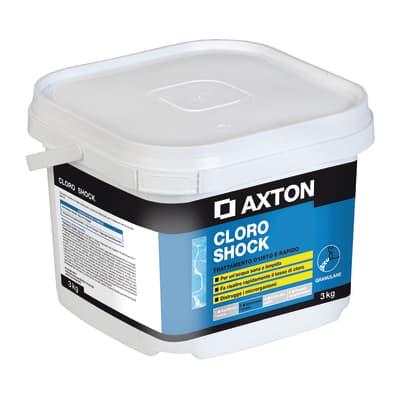 Cloro granulare AXTON 3 kg