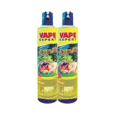 Insetticida spray per zanzare, calabroni Open air 600