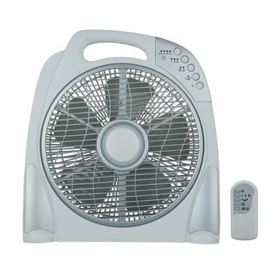Ventilatore da appoggio EQUATION KYT-30B  bianco 50.0 W Ø 30.0 cm