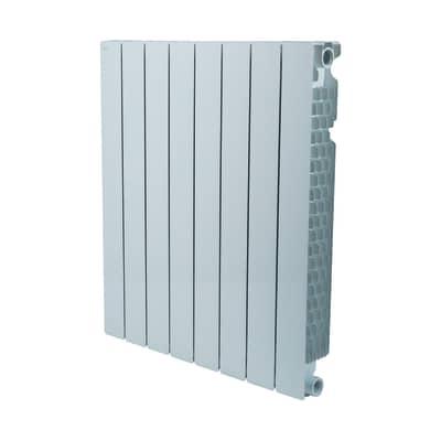 Radiatore acqua calda PRODIGE Modern in alluminio 8 elementi interasse 70 cm