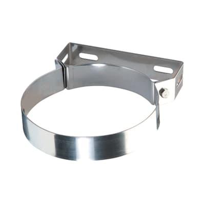 Collare di fissaggio Collare in acciaio inox Dn 180 mm in inox 304 (buona resistenza)