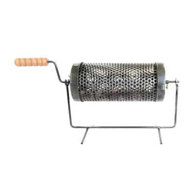 Fornello per castagne in ferro Ø 15 cm  x P 20 cm