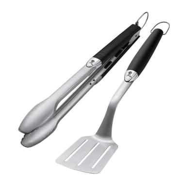 Kit utensili WEBER in inox