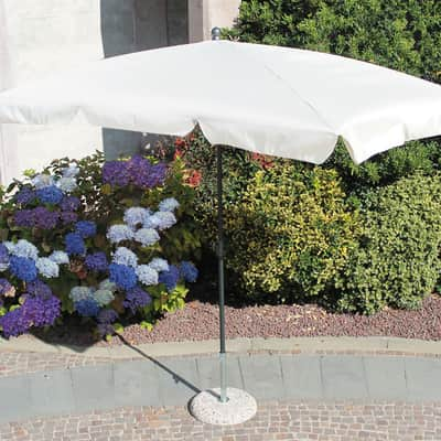 Ombrellone Poli L 2.6 x P 1.5 m ecru