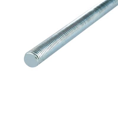 Barra filettata STANDERS in acciaio Ø M12 L 200 mm