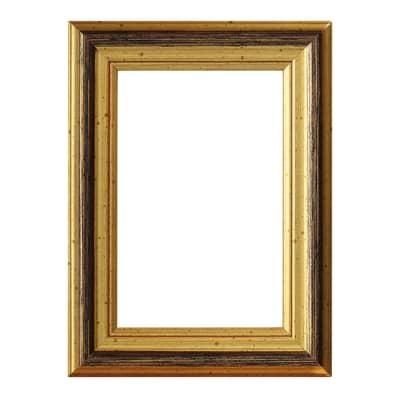 Cornice INSPIRE Beta oro<multisep/>rosso per foto da 29.7x42 cm