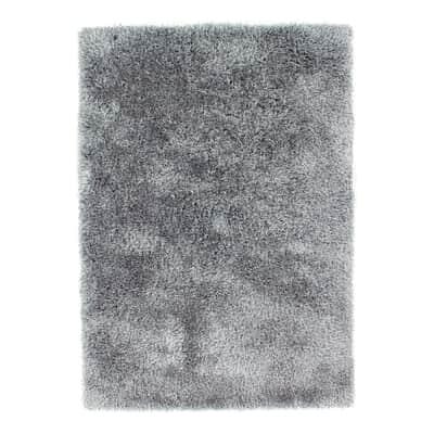 Tappeto Softy Loloey , grigio, 180x270 cm