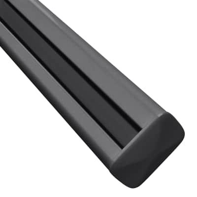 Palo multifunzione COMPOSITE PREMIUM Premium grigio L 5 x H 231.5 cm
