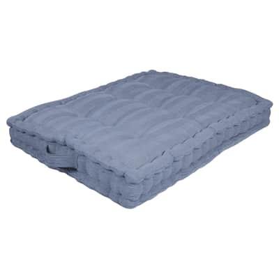 Cuscino da pavimento INSPIRE Toscana blu 60x80 cm