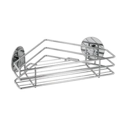 Barra sottopensile WENKO Turbo-loc in metallo 24 x 23.7 x 5 cm