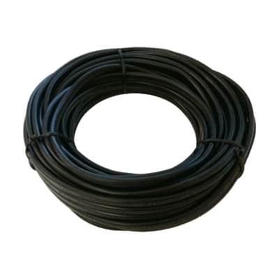 Cavo elettrico h05vv-f LEXMAN 3 fili Matassa 25 m nero