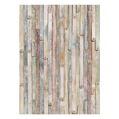 Foto murale KOMAR Vintage wood 184.0x254.0 cm
