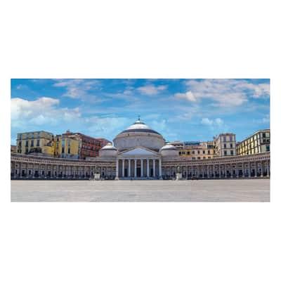 Pannello decorativo Piazza Plebiscito 210x100 cm