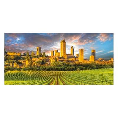 Pannello decorativo San Gimignano 210x100 cm