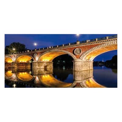 Pannello decorativo Torino Ponte Isabella 210x100 cm