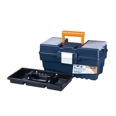 Cassetta attrezzi DEXTER L 19.8 x H 18.9 cm, profondità 14.4 mm
