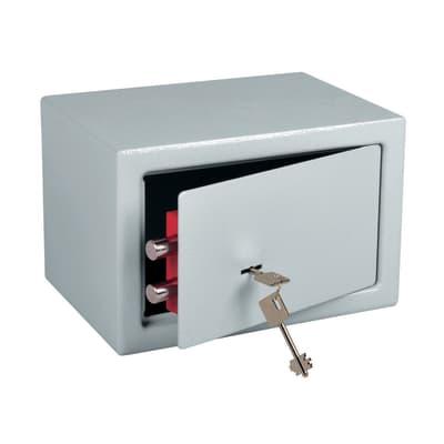 Cassaforte a chiave a mobile 28 L 28 x P 20 x H 18 cm