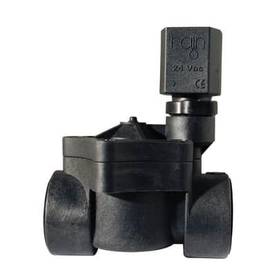 Elettrovalvola senza regolatore di flusso RAIN 24 V
