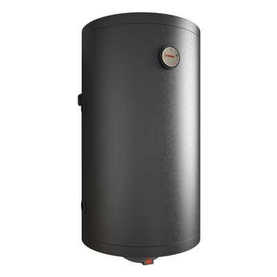 Puffer Boiler 100 LT in acciaio 53 kg