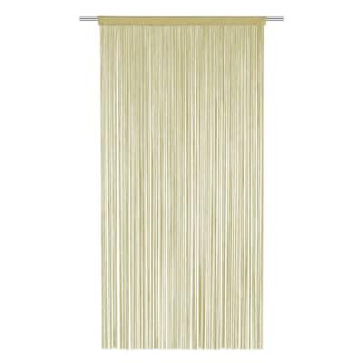 Tenda Spaghetti oro tunnel 140 x 270 cm