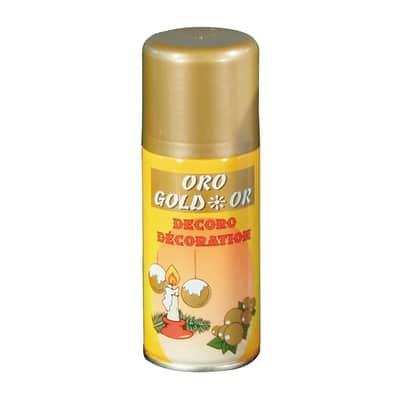 Spray natalizio oro 150 ml