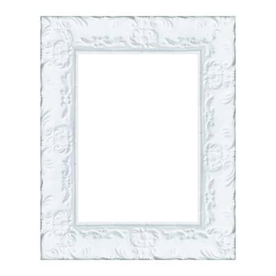 Cornice INSPIRE Sylvia bianco per foto da 13x18 cm
