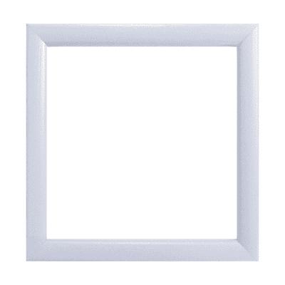 Cornice INSPIRE Pulp bianco per foto da 30X30 cm