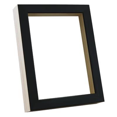 Cornice INSPIRE Sbang nero per foto da 10X15 cm