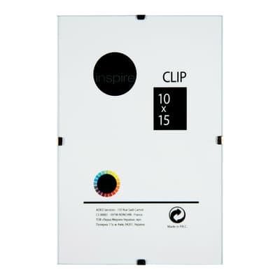 Portafoto INSPIRE Clip per foto da 10x15 cm