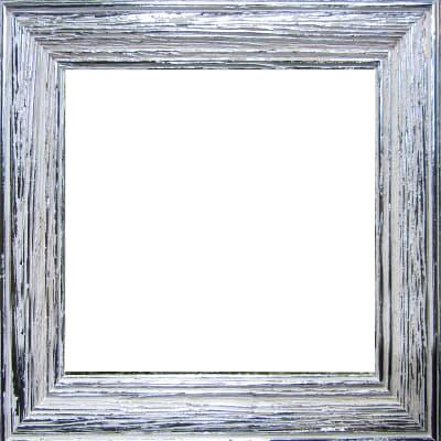 Cornice Louise argento per foto da 20x20 cm