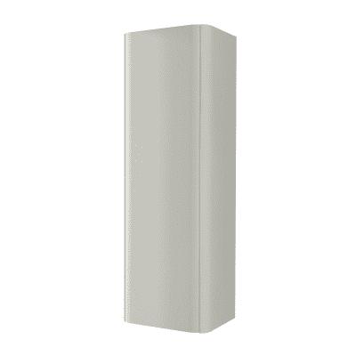 Colonna Liverpool 1 L 43 x P 35 x H 130 cm grigio